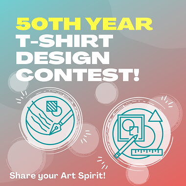 50th Year T-Shirt Design Contest!.png
