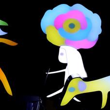 Colored-scape