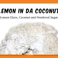 Lemon in da Coconut