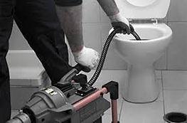 Desentupidora vaso sanitário