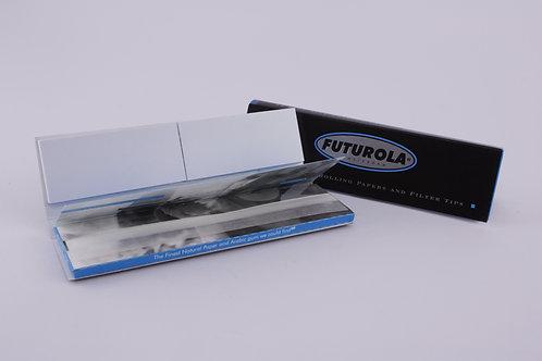 FUTUROLA Paper Blue King Size mit Filter