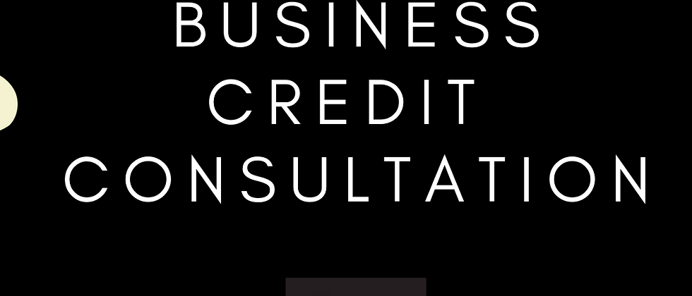 Business Credit Consultation