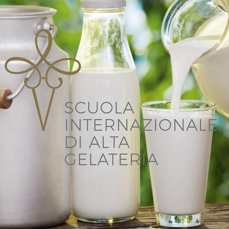 Corso Il mondo del latte - inverno/primavera 2019