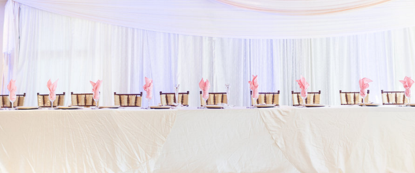Wedding Headtable
