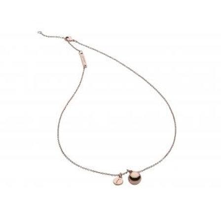 Rose Olive Necklace