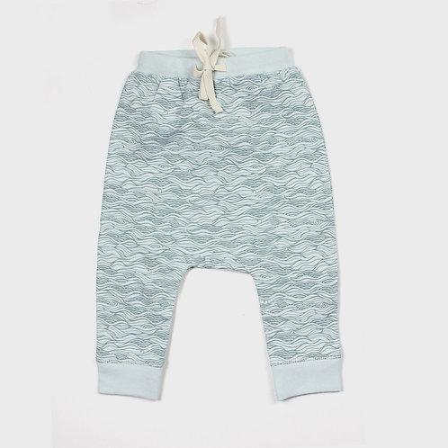 Ocean Drawstring Pants