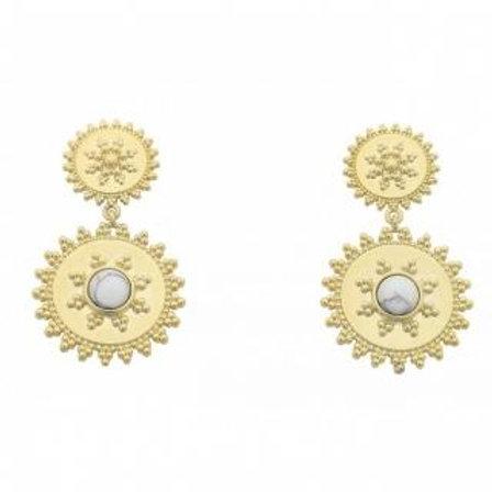 Gold Lorelei Earring