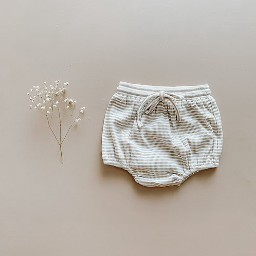 Fawn Stripe Shorties