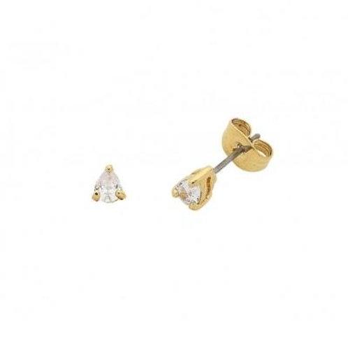 Gold Petite Dancer Earring