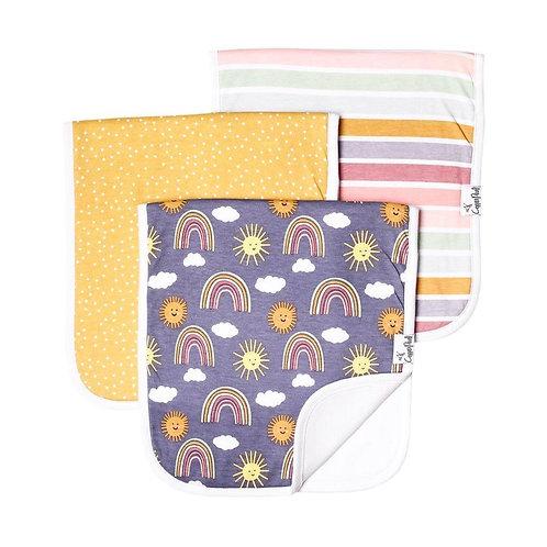 Burp Cloth 3Pk - Hope