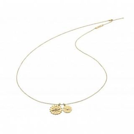 Gold Millicent Necklace
