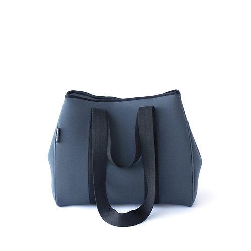 The Gigi Bag Charcoal