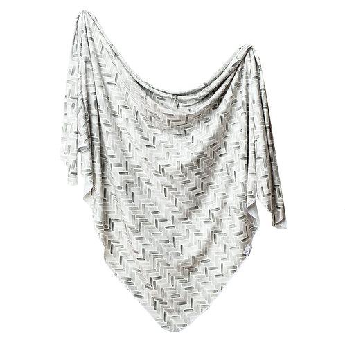 Knit Swaddle Blanket Alta
