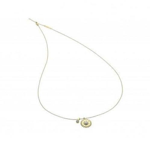 Gold Lorelei Necklace