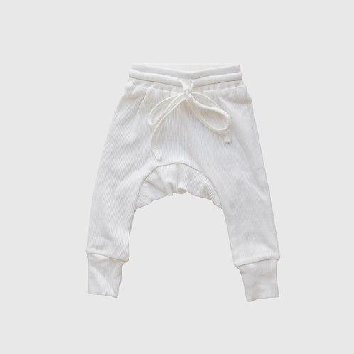 Milk Harem Pants
