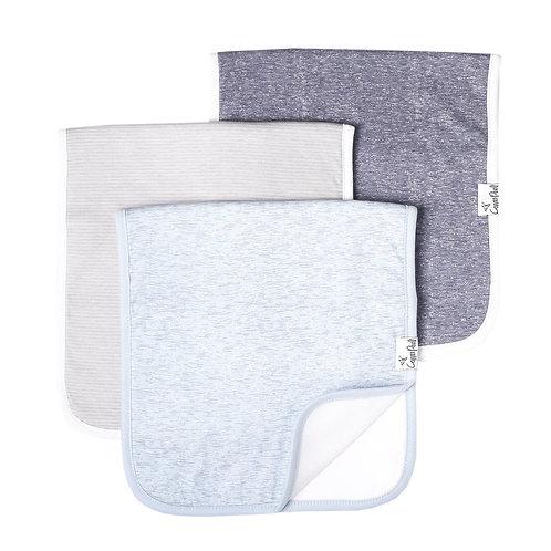 Burp Cloth 3Pk - Lennon