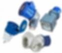 ROSI | SYSTEM ADAPTORS IEC 309 IP20 | vidma electrical