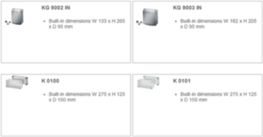 hensel | Mi Power Distribution Boards up to 630 A | vidma electrical