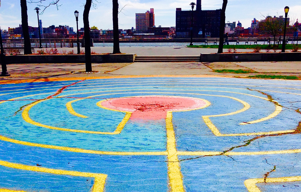 East River Labyrinth