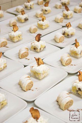 Dessert Apfelstrudel rivisitato