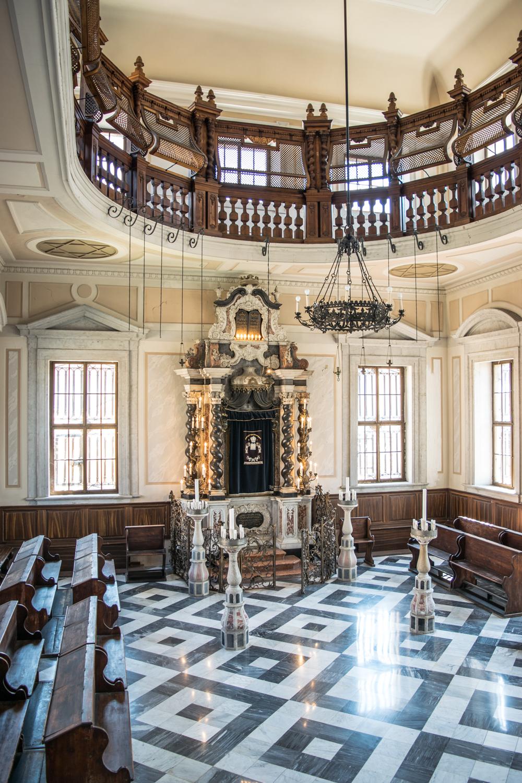 Synagogue of Gorizia (Italy)