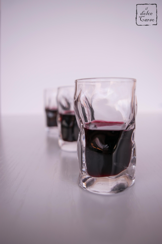 Liquore di vino Terrano
