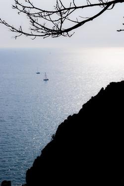 Falesie presso Sistiana Mare