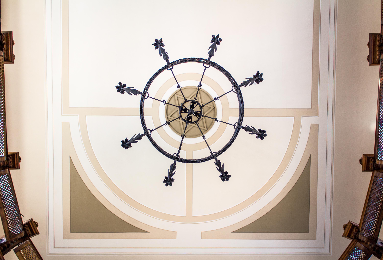 Roof - Synagogue - Gorizia (Italy)
