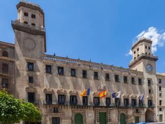 Modificación bases específicas convocatoria de plazas de Policía Local Ayto. Alicante