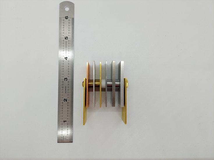 ASTM D1384 Test Specimen Set