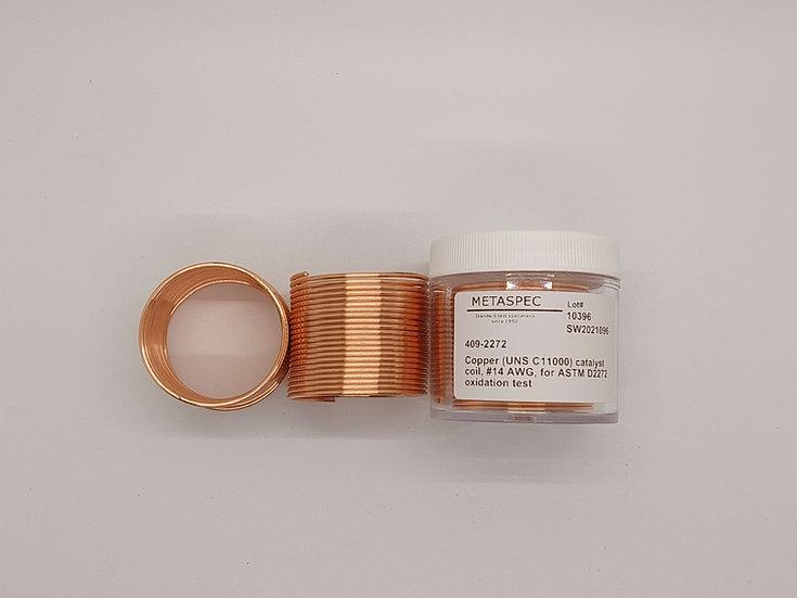 ASTM D2272 Copper Catalyst Coil