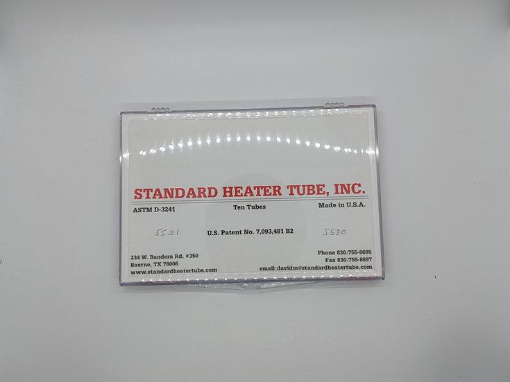 ASTM D3241 JFTOT Heater Tubes
