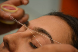 Gina Eyebrow Threading