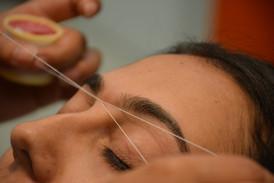 Gina Eyebrow Threading