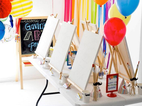 Party, Party, Arty Party!