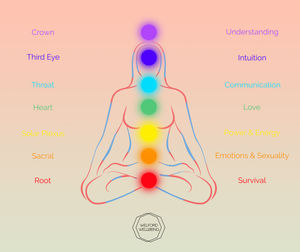 Basic guide to the Sacral Chakra