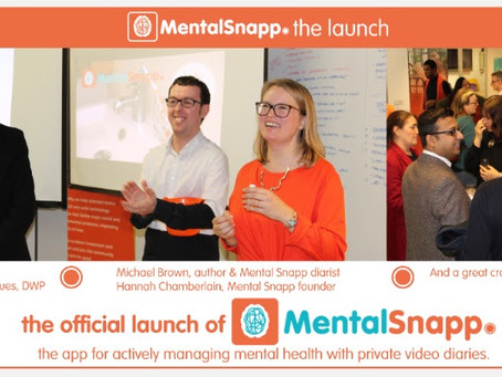Mental Snapp Launched
