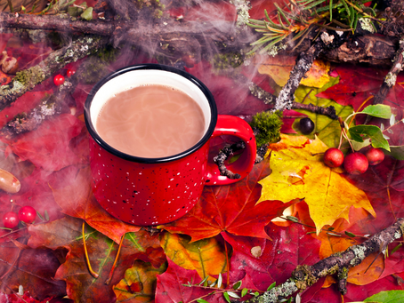 5 Ridiculously Good Grounds For drinking Cacao this autumn.