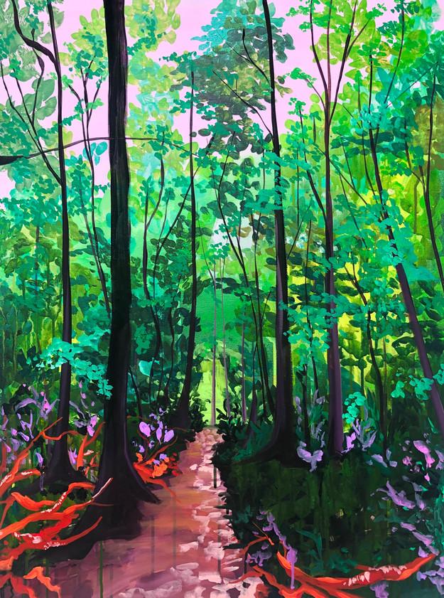 Forest Terrijst