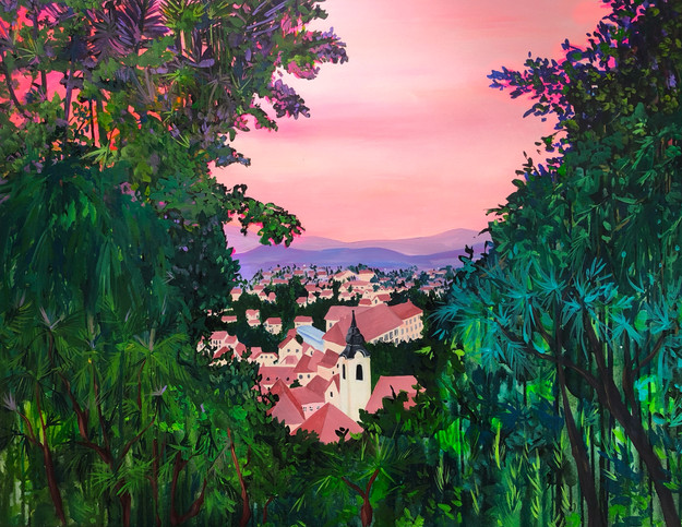 The village Ptui