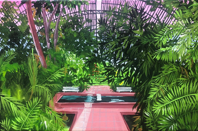 Jardi Botanique