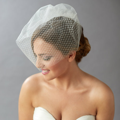 tulle and net birdcage