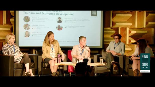 Music's Role in Tourism & Economic Development