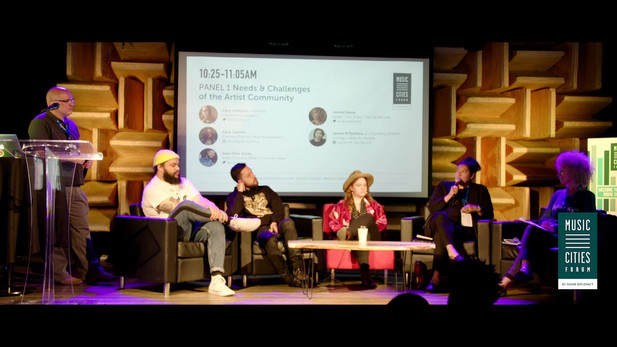 Needs & Challenges of Local Artist Community