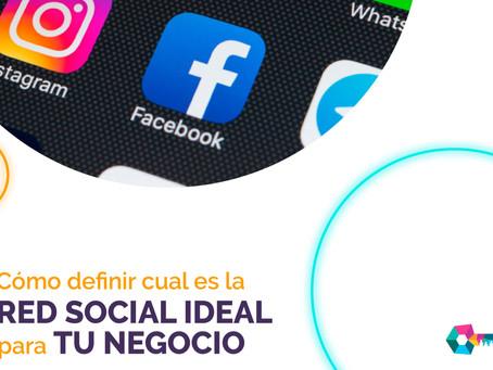 Cómo definir cuál es la red social ideal para tu marca