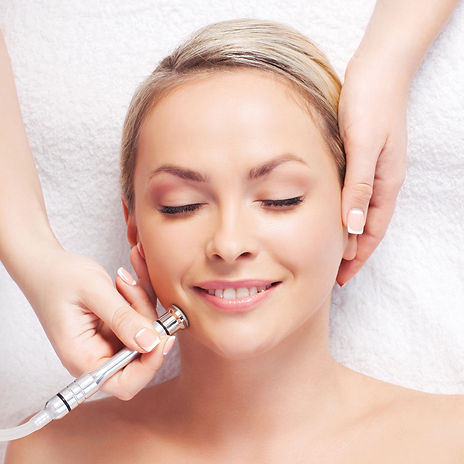 Microdermabrasion Effortless Cuves