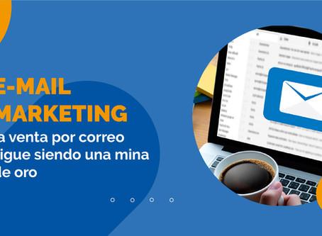 Email marketing: la venta por correo sigue siendo una mina de oro