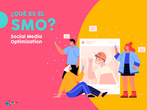 ¿Qué es el SMO? Social Media Optimization.