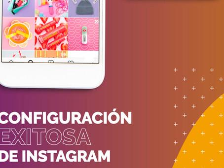 Paso a paso para configurar tu cuenta de Instagram con éxito