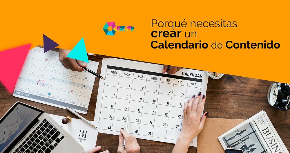 guia crear calendario contenido